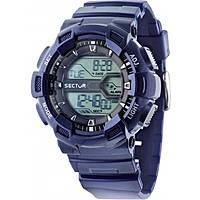 watch digital man Sector Street R3251172012
