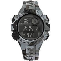 watch digital man Superdry Radar SYG193BE