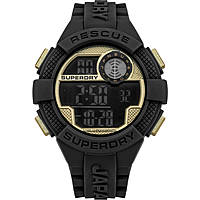 watch digital man Superdry Radar SYG193BG