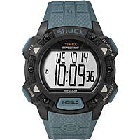 watch digital man Timex Base Shock TW4B09400