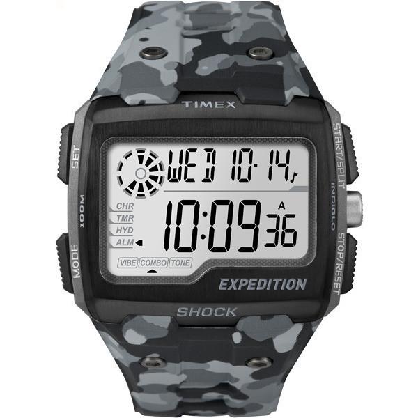 watch digital man Timex Grid Shock TW4B03000