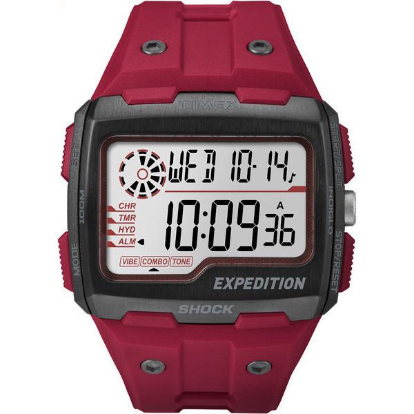 watch digital man Timex Grid Shock TW4B03900