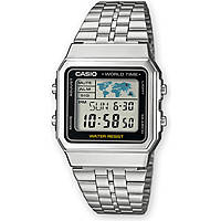 watch digital unisex Casio CASIO COLLECTION A500WEA-1EF