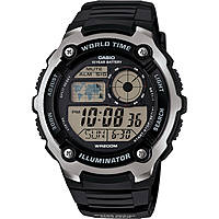 watch digital unisex Casio CASIO COLLECTION AE-2100W-1AVEF