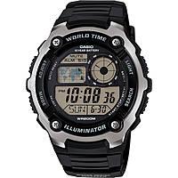 watch digital unisex Casio CASIO COLLECTION AE-2100W-1AVEF