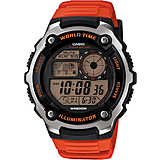 watch digital unisex Casio CASIO COLLECTION AE-2100W-4AVEF