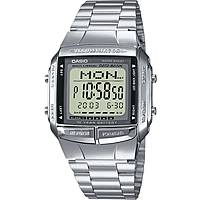 watch digital unisex Casio CASIO COLLECTION DB-360N-1AEF