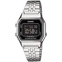 watch digital unisex Casio CASIO COLLECTION LA680WEA-1BEF
