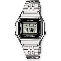 watch digital unisex Casio CASIO COLLECTION LA680WEA-1EF