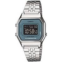 watch digital unisex Casio CASIO COLLECTION LA680WEA-2BEF