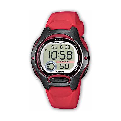 watch digital unisex Casio CASIO COLLECTION LW-200-4AVEF
