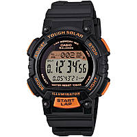 watch digital unisex Casio CASIO COLLECTION STL-S300H-1BEF