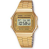watch digital unisex Casio Casio Vintage A168WG-9EF