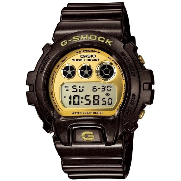 watch digital unisex Casio G-SHOCK DW-6900BR-5ER