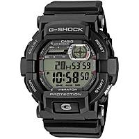 watch digital unisex Casio G-SHOCK GD-350BR-1ER