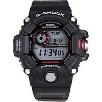watch digital unisex Casio G-SHOCK GW-9400-1ER