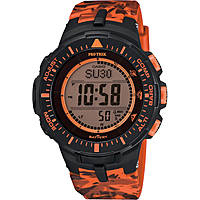 watch digital unisex Casio PRO-TREK PRG-300CM-4ER