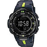 watch digital unisex Casio PRO-TREK PRW-3000-2ER