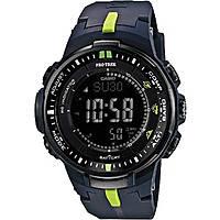 watch digital unisex Casio PRO-TREK PRW-3000-2ER