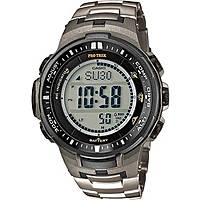 watch digital unisex Casio PRO-TREK PRW-3000T-7ER