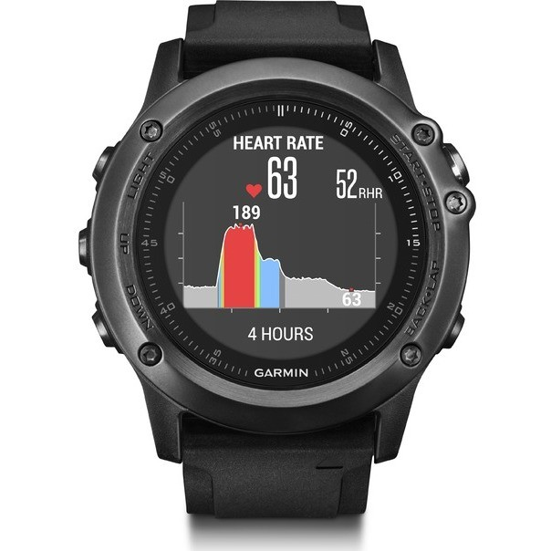 watch digital unisex Garmin 010-01338-71