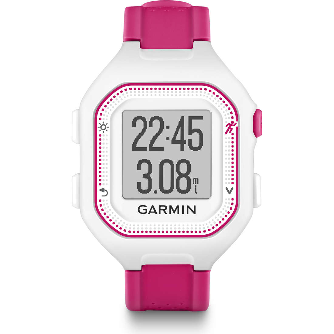 watch digital unisex Garmin 010-01353-31
