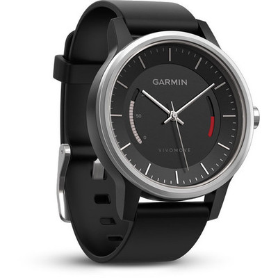 watch digital unisex Garmin Vivomove 010-01597-00