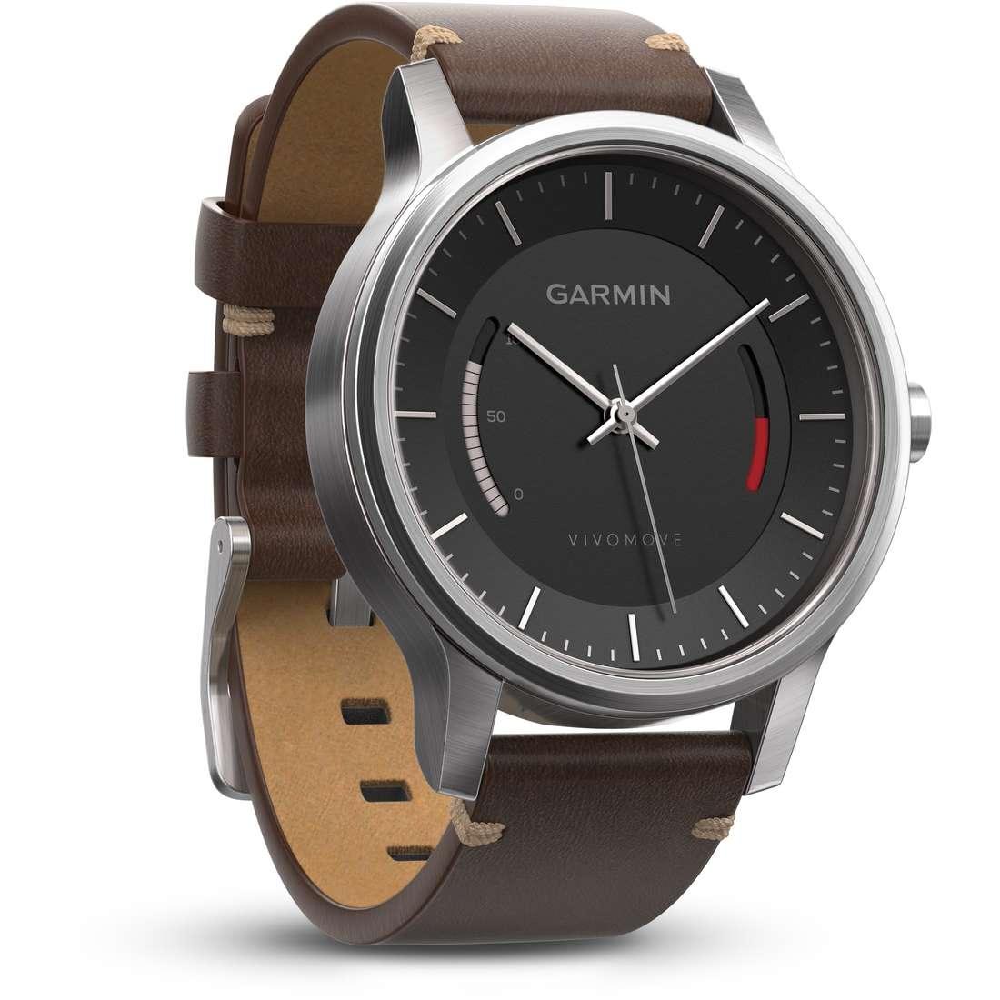 watch digital unisex Garmin Vivomove 010-01597-20