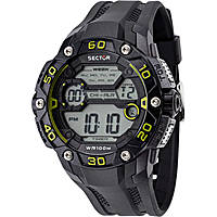 watch digital unisex Sector R3251481001
