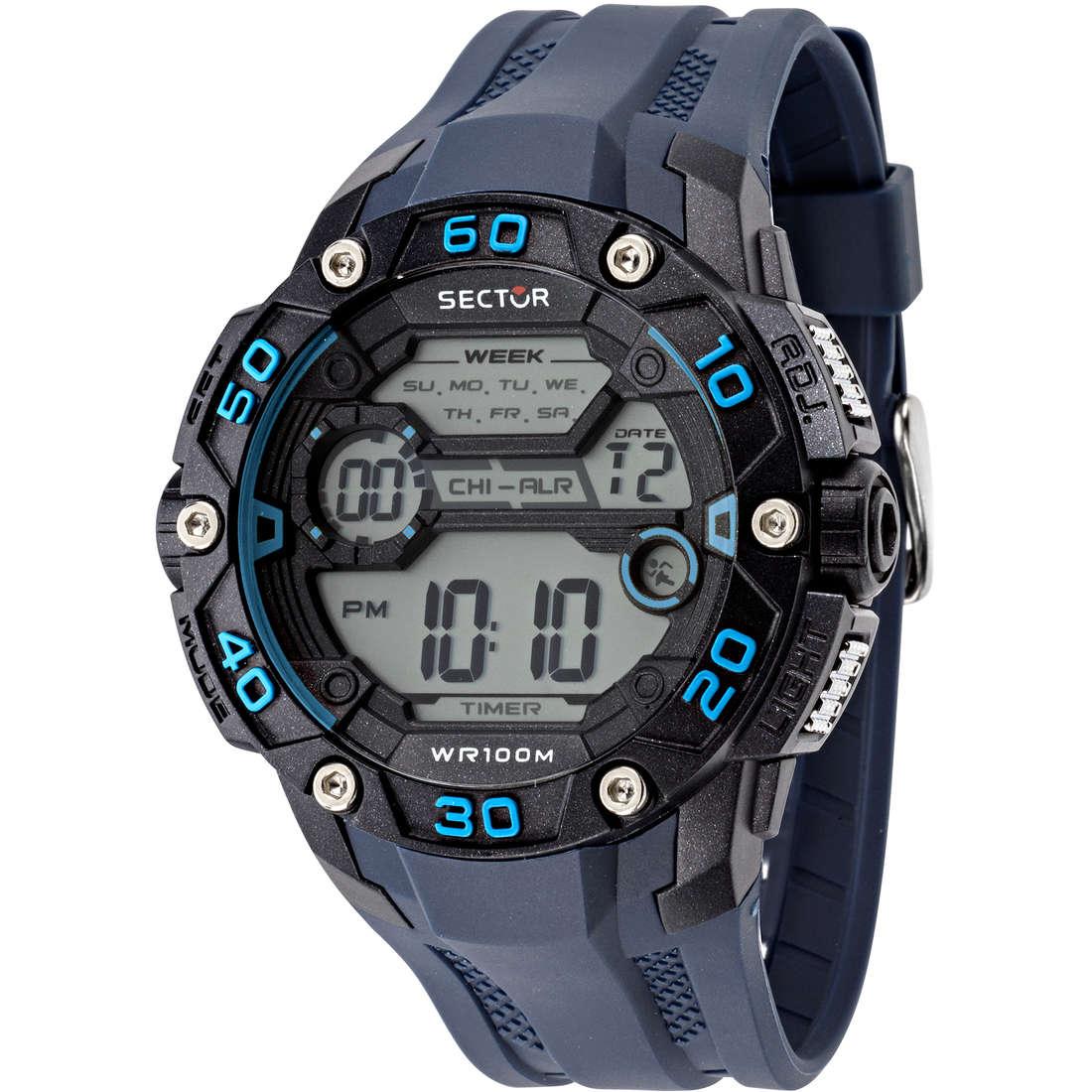 watch digital unisex Sector R3251481002