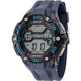 watch digital unisex Sector R3251481002