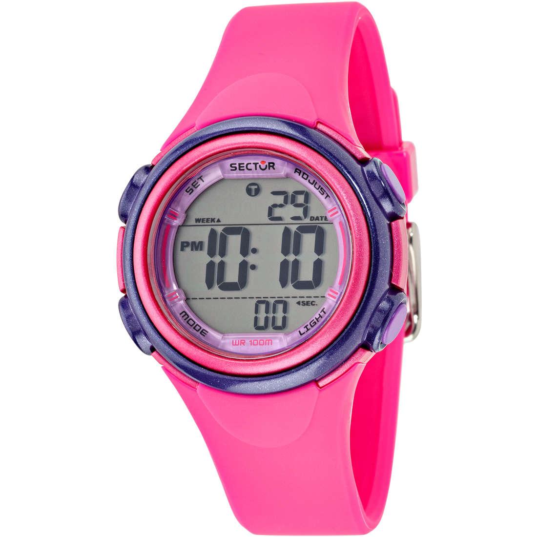 watch digital unisex Sector R3251591501