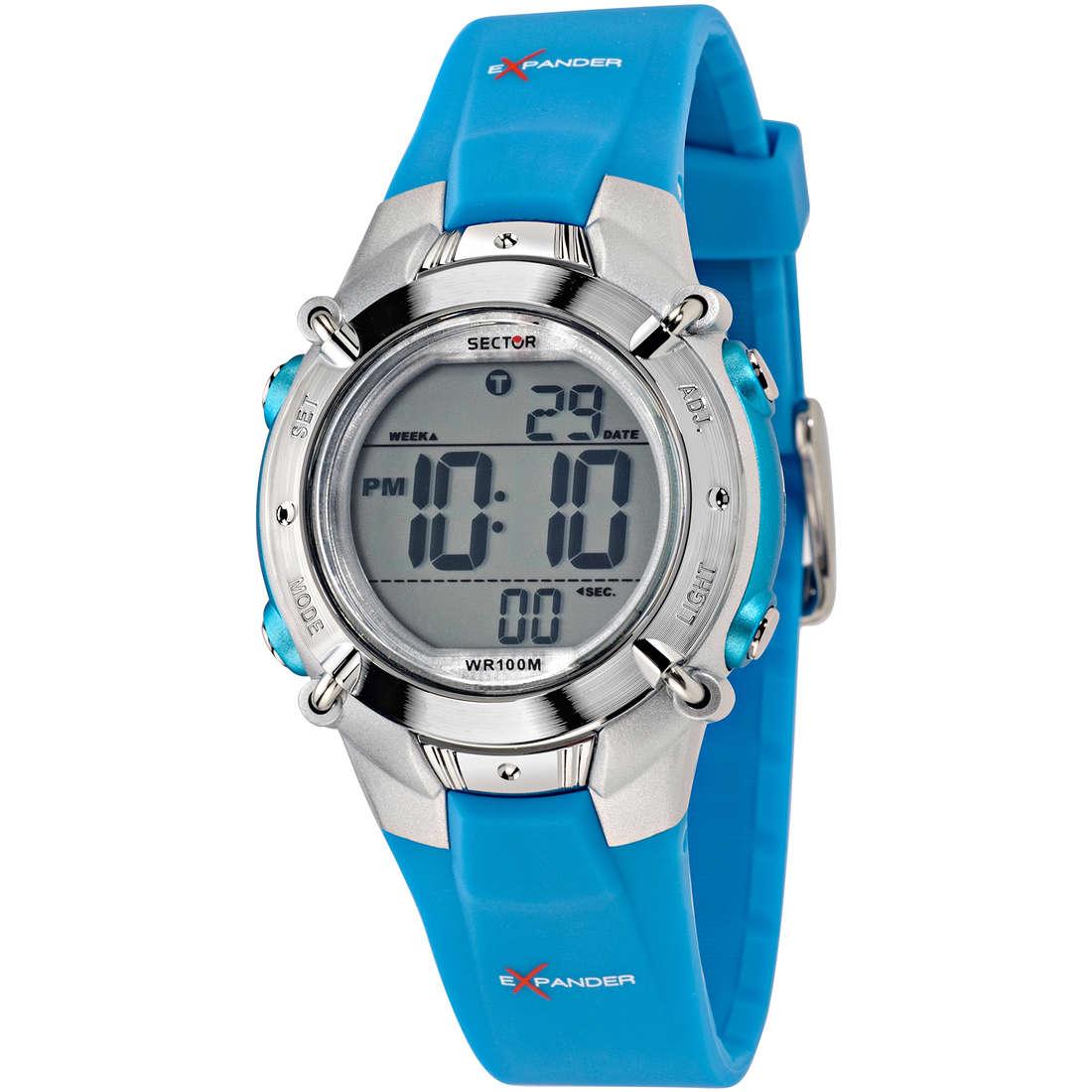 watch digital unisex Sector R3251592504