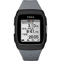 watch digital unisex Timex Ironman Gps TW5M11800