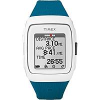 watch digital unisex Timex Ironman Gps TW5M12000