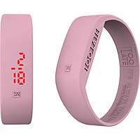 watch digital unisex Too late Led Aurora 8052145225055
