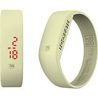 watch digital unisex Too late Led Aurora 8052145225086