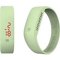 watch digital unisex Too late Led Aurora 8052145225116