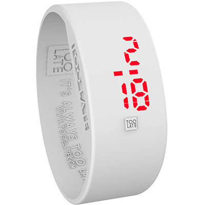 watch digital unisex Too late Led Big Brother 8052145225277