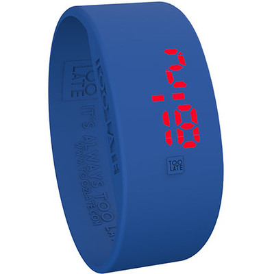 watch digital unisex Too late Led Big Brother 8052145225307