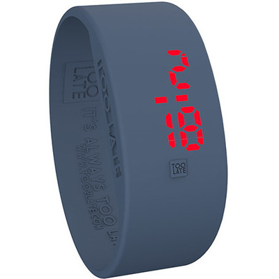 watch digital unisex Too late Led Big Brother 8052145225314