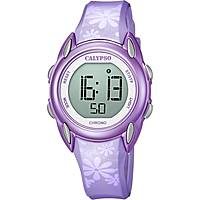 watch digital woman Calypso Digital Crush K5735/6