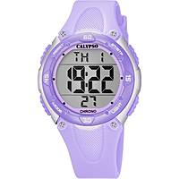 watch digital woman Calypso Digital Crush K5741/3