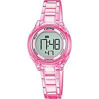 watch digital woman Calypso Run K5737/3