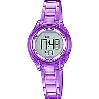 watch digital woman Calypso Run K5737/4