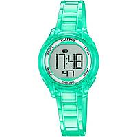 watch digital woman Calypso Run K5737/5