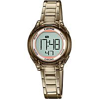 watch digital woman Calypso Run K5737/6
