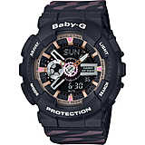 watch digital woman Casio BABY-G BA-110CH-1AER