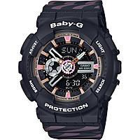 watch digital woman Casio BABY-G BA-110CH-1AER