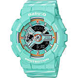 watch digital woman Casio BABY-G BA-110CH-3AER